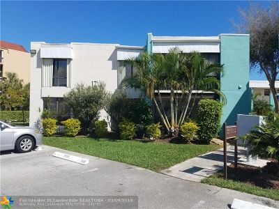 Delray Beach Condo/Townhouse For Sale: 502 Osprey Dr #17C