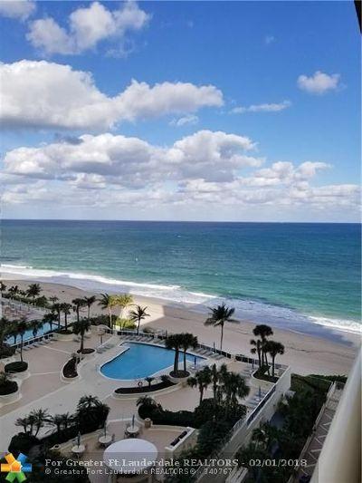 Rental For Rent: 4100 Galt Ocean #1005