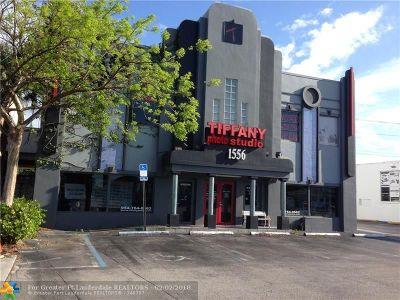 Oakland Park Commercial For Sale: 1556 E Commercial Blvd