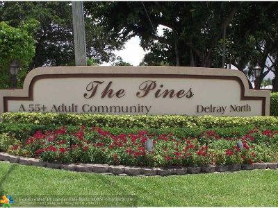 Delray Beach Condo/Townhouse For Sale: 1440 NW 18th Ave #204