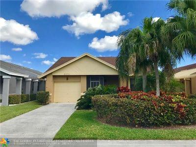 Coconut Creek Single Family Home Backup Contract-Call LA: 4979 Calamondin Cir