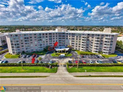 Boca Raton Condo/Townhouse For Sale: 2851 S Ocean Blvd #N1