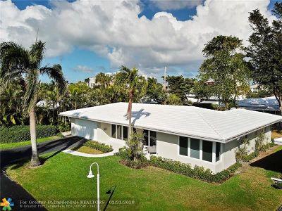 Single Family Home For Sale: 1431 S Ocean Boulevard