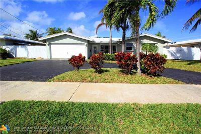 Pompano Beach Single Family Home For Sale: 261 SE 3rd Ct