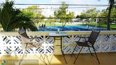Miami Beach Condo/Townhouse For Sale: 8040 Tatum Waterway Dr #2