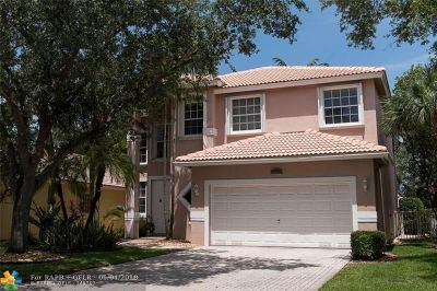Parkland Single Family Home For Sale: 7686 NW 60th Ln