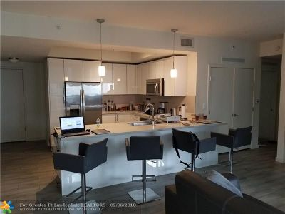 Miami Condo/Townhouse For Sale: 999 SW 1st Ave #1214