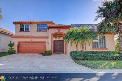 Boca Raton Single Family Home Backup Contract-Call LA: 10934 Ravel Ct