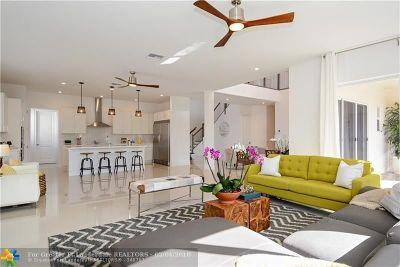 Davie Single Family Home For Sale: 7631 Cavalia Dr