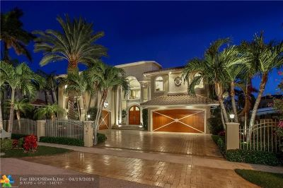 Boca Raton Single Family Home For Sale: 824 NE 70th St