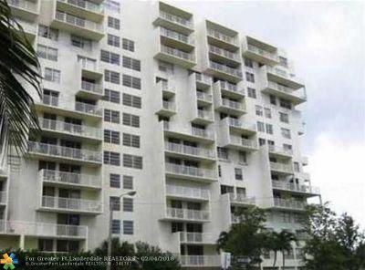 Miami Condo/Townhouse For Sale: 150 SE 25th Rd #4D
