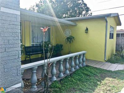 Miramar Single Family Home For Sale: 7648 Biltmore Blvd