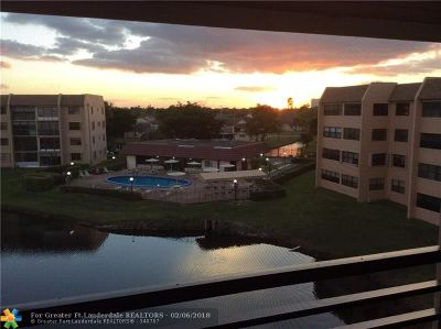 Sunrise Condo/Townhouse For Sale: 10444 NW 30th Ct #402