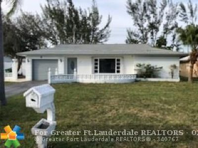 Tamarac Single Family Home For Sale: 9505 NW 80th Pl