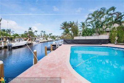 Pompano Beach Single Family Home For Sale: 311 SE 10th St