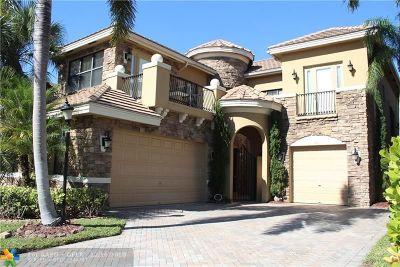 Wellington Single Family Home For Sale: 3456 Collonade Dr