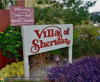 Hollywood Condo/Townhouse Backup Contract-Call LA: 3917 Sheridan St #B11