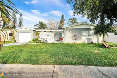 Margate Single Family Home Backup Contract-Call LA: 264 NW 77th Ave