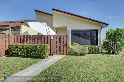 Delray Beach Condo/Townhouse For Sale: 14085 Nesting Way #D