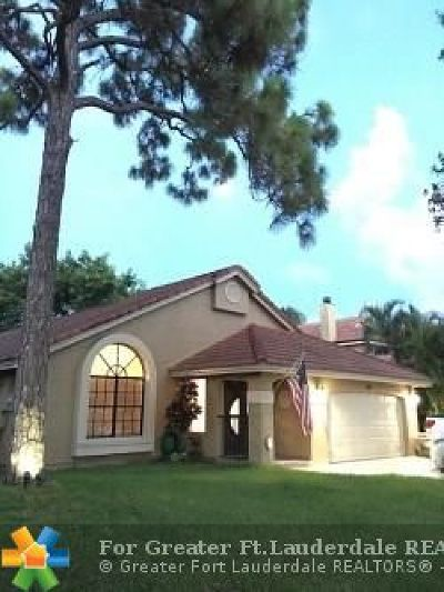 Deerfield Beach Single Family Home For Sale: 340 NW 37th Way