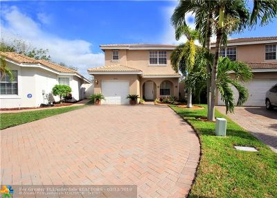 Sunrise Single Family Home Backup Contract-Call LA: 5498 NW 94th Ter