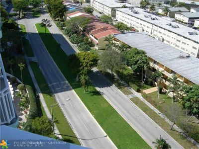 North Miami Condo/Townhouse For Sale: 2150 E Sans Souci Blvd #A-1508