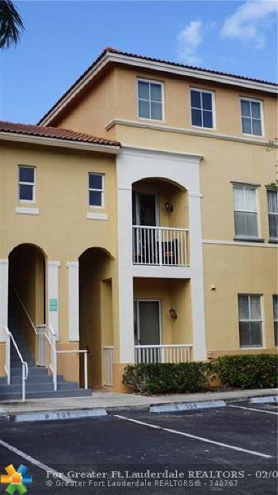 Miramar Condo/Townhouse Backup Contract-Call LA: 4301 SW 160th Ave #111