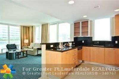 Fort Lauderdale Condo/Townhouse For Sale: 505 N Ft Lauderdale Bch Bl #602