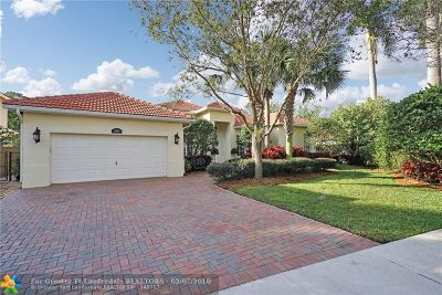 Davie Single Family Home Backup Contract-Call LA: 3221 Hidden Hollow Ln