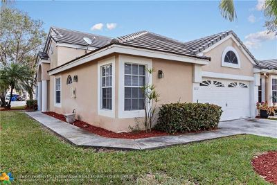 Coral Springs Condo/Townhouse Backup Contract-Call LA: 8787 Forest Hills Blvd #44-I