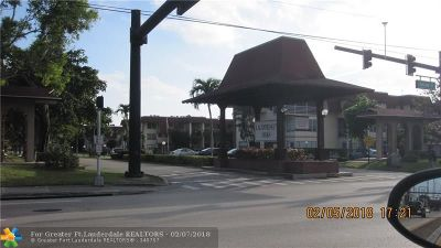 Lauderdale Lakes Condo/Townhouse For Sale: 3061 NW 47th Ter #335B