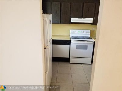 Lauderhill Condo/Townhouse For Sale: 2611 NW 56th Ave #A-213