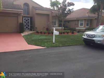 Boca Raton Condo/Townhouse For Sale: 10960 Ladera #C