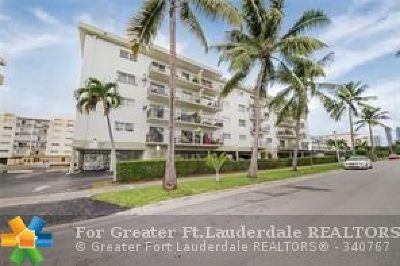 North Miami Beach Condo/Townhouse For Sale: 3665 NE 167th St #310