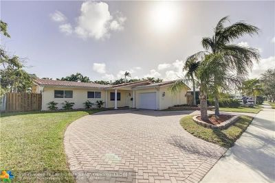 Fort Lauderdale Single Family Home For Sale: 2144 NE 63rd Ct