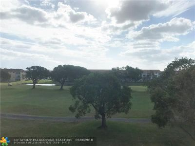 Pembroke Pines Condo/Townhouse For Sale: 900 SW 128th Ave #410D