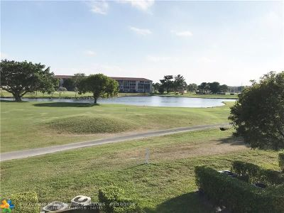 Pembroke Pines Condo/Townhouse For Sale: 13550 SW 6th Ct #201A