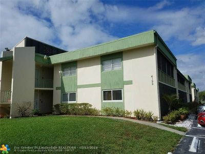 Coral Springs Condo/Townhouse For Sale: 4133 NW 88th Ave #105