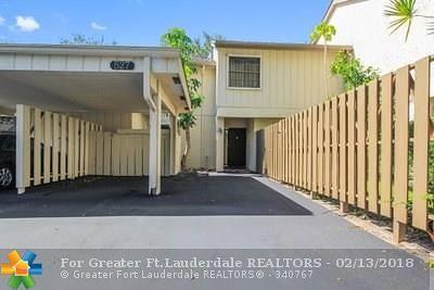 Deerfield Beach Condo/Townhouse For Sale: 527 Wildwood Lane #527