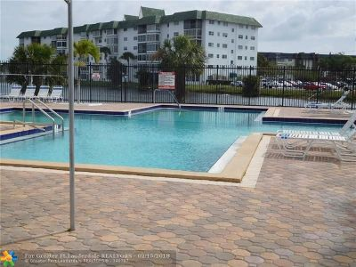 Lauderhill Condo/Townhouse For Sale: 4801 NW 22nd Ct #110