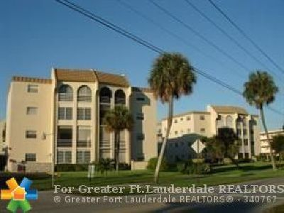 Lauderdale Lakes Condo/Townhouse For Sale: 4211 NW 41st St #202