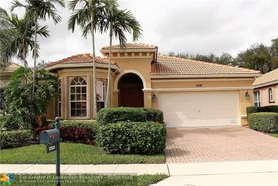 Boynton Beach Single Family Home For Sale: 12681 Via Lucia