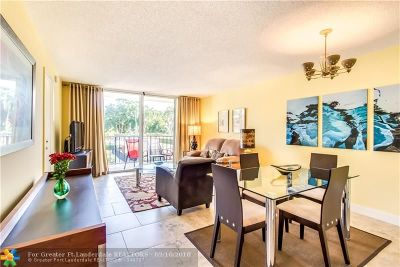Condo/Townhouse For Sale: 1800 N Andrews Ave #2A