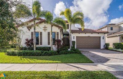 Boca Raton Single Family Home For Sale: 12225 Boca Reserve Lane