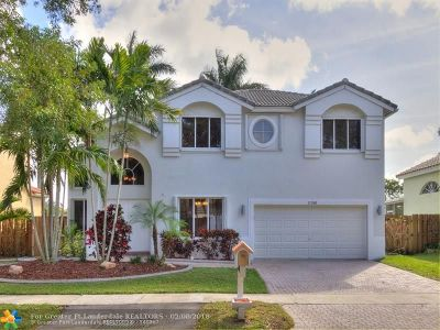 Cooper City Single Family Home Backup Contract-Call LA: 11280 Rockinghorse Rd