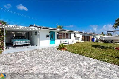 Deerfield Beach Single Family Home For Sale: 5 SE 11 St