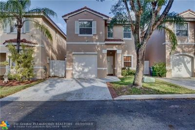 Cooper City Single Family Home For Sale: 4005 Fern Forest Rd