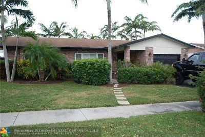 Fort Lauderdale Single Family Home Backup Contract-Call LA: 6847 NW 28th Way