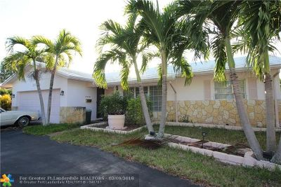 Coral Springs Single Family Home Backup Contract-Call LA: 3900 NW 78th Ter