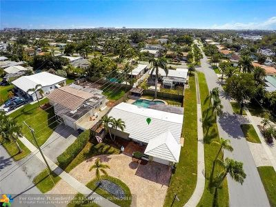 Deerfield Beach Single Family Home For Sale: 802 SE 16th St